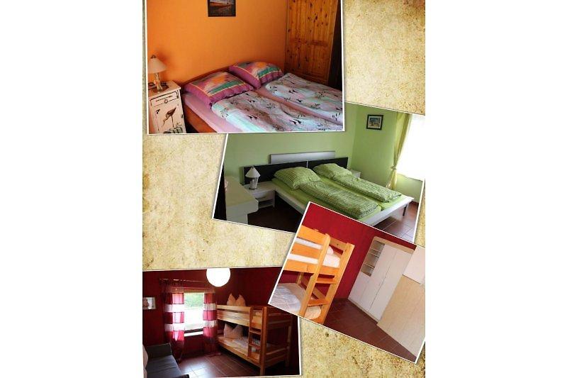 Unsere Schlafzimmer
