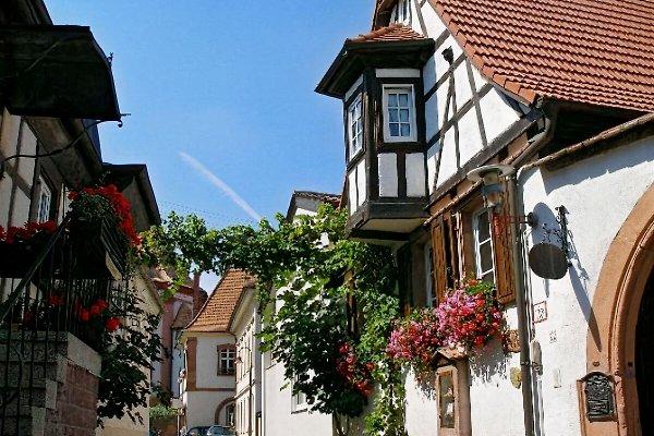 Appartement  zur Weinlaube   en Rhodt unter Rietburg - imágen 1