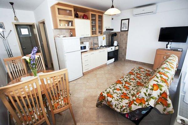 Kuche, Wohnzimmer