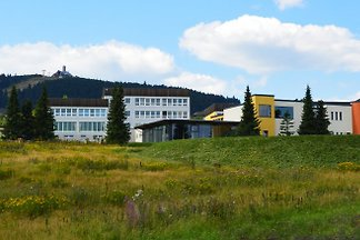 4-star family apartment hotel in the Ore Mountains