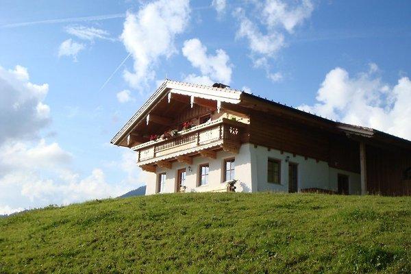 2012 NEU erbaute komfortable Almhütte in sonniger Alleinlage