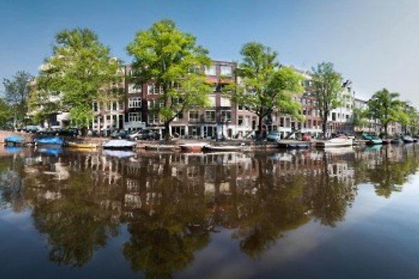 Houseboat sul nuovo keizer casa su barca in amsterdam for Houseboat amsterdam prezzi
