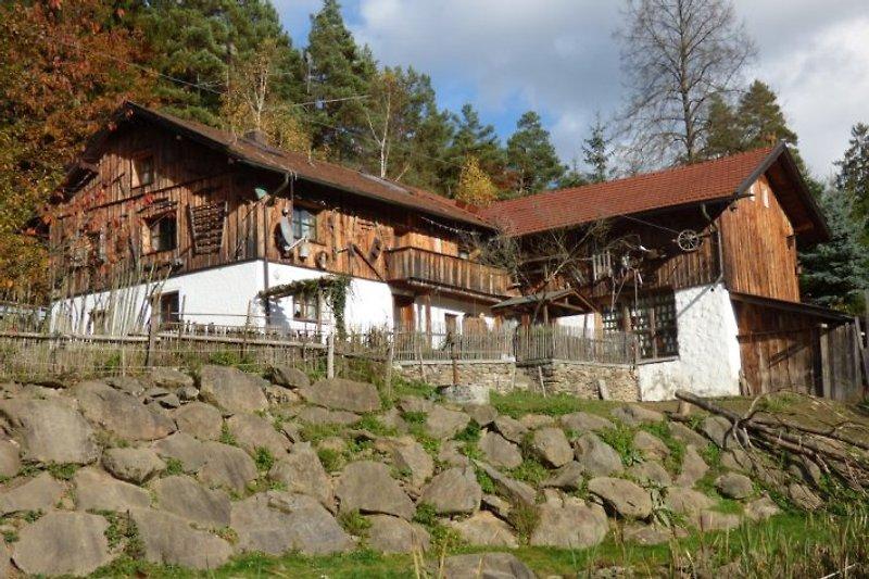 Romantische Almhütte in Bayern in Geiersthal - immagine 2