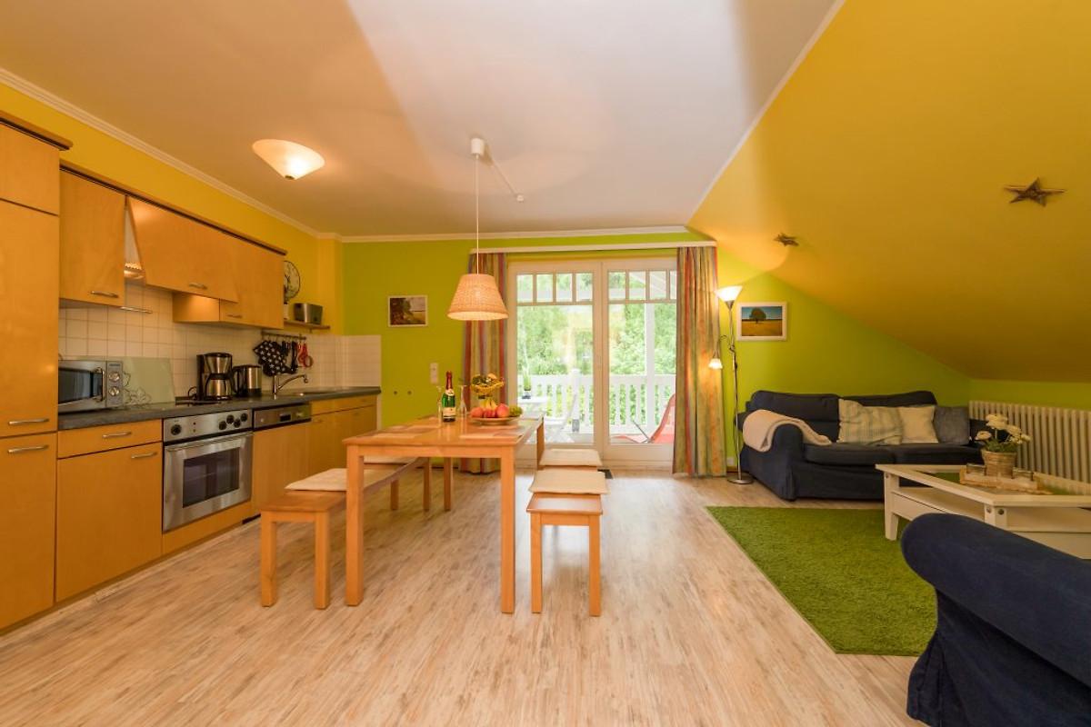 ferienwohnung strandnelke ferienwohnung in binz mieten. Black Bedroom Furniture Sets. Home Design Ideas