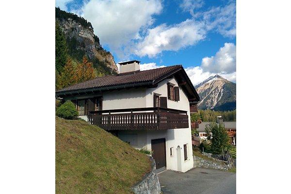 Ferienhaus in Graubünden in Alvaneu - immagine 1