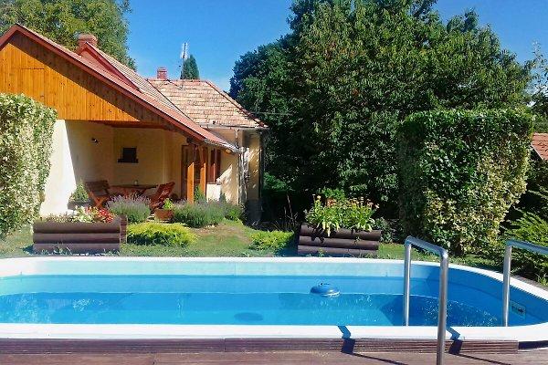Ferienhaus Boglárka à Vasvar - Image 1