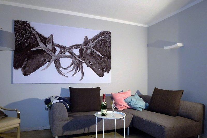Ehlershus ferienhaus in reit im winkl mieten for Wohnlandschaft 8 personen
