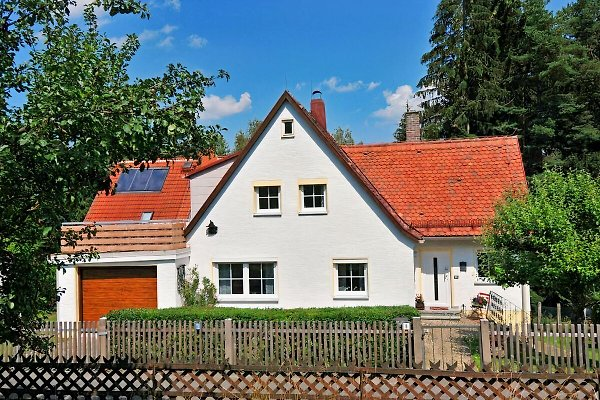 Ferienhaus Luise (F**** DTV) en Bad Alexandersbad -  1