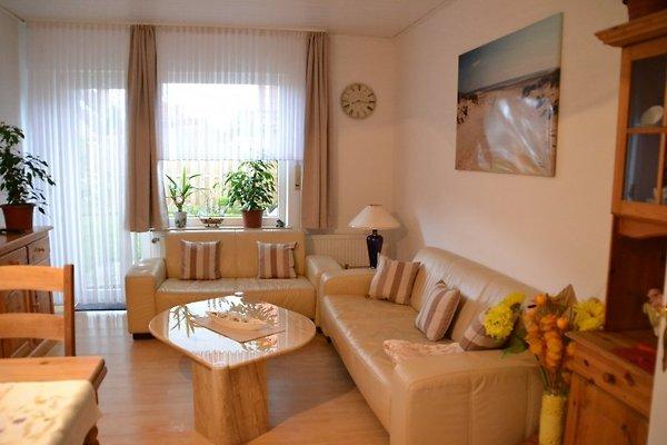 Klabautermann 3 sterne strandnah ferienhaus in for Wohnzimmer marmortisch