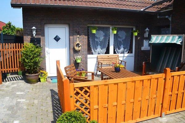 Apartament Pirat  -- Aktion: Sonderpreise-- w Halbemond - zdjęcie 1