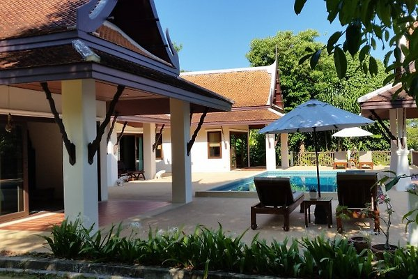 Villa Suwan Chang in Khao Lak in Khao Lak - Bild 1