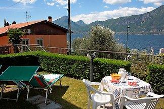 Casa Fertonani - Sur la mer avec jardin