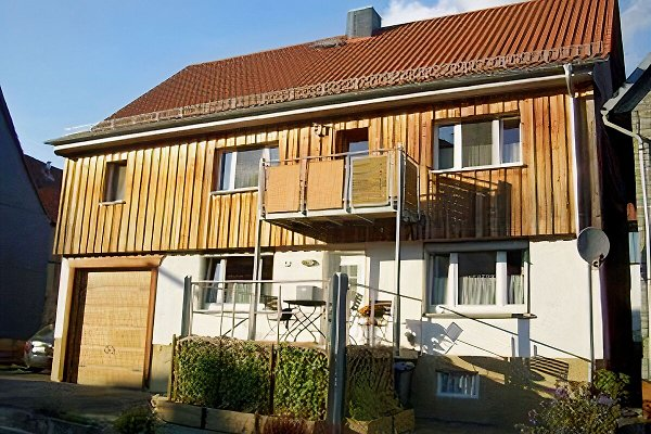 Ferienhaus Homberg/Ohm à Homberg (Ohm) - Image 1