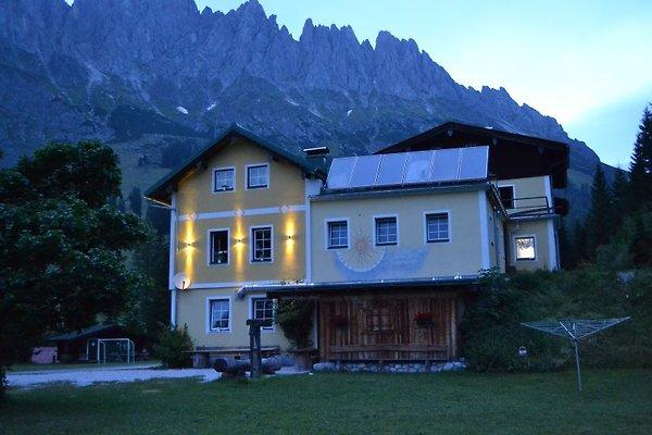 Jugendgästehaus Mitterberghaus in Mühlbach am Hochkönig - immagine 1