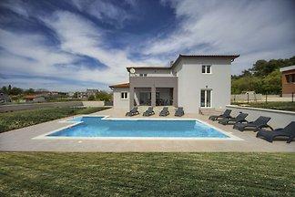 Villa Istra mit pool