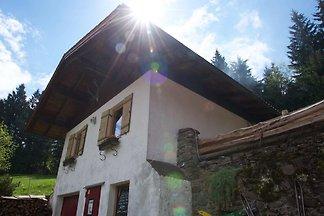 Urige Berghütte, 900 m N.N.