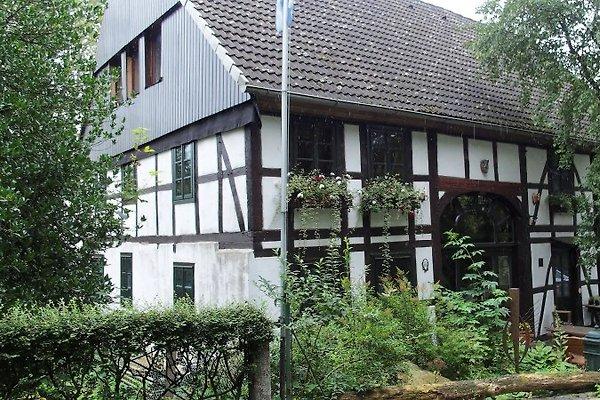 Seminarhaus am Steinkreis en Lichtenhagen -  1