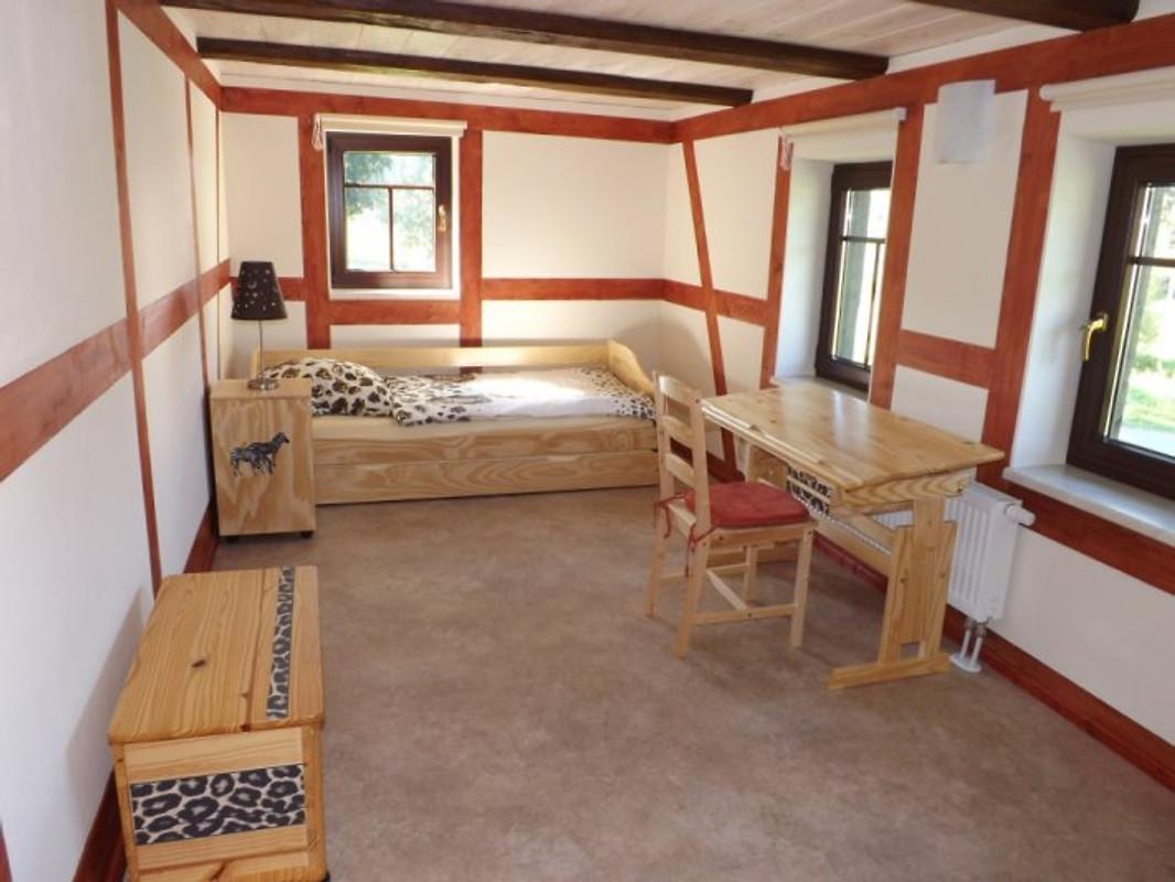 fachwerk traum hermsgr n ferienhaus in m hlental mieten. Black Bedroom Furniture Sets. Home Design Ideas