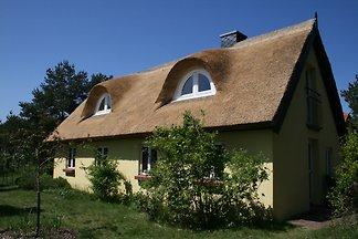 Ferienhaus in Pruchten, Ostsee