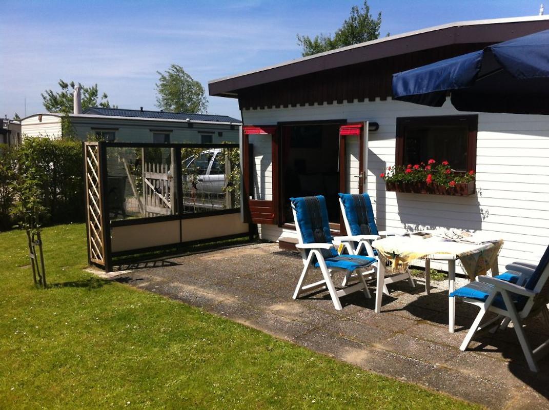Chalet voor 2 tot 3 personen vakantiehuis in scharendijke huren - Keuken voor chalet ...