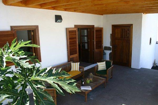 Villa Sirena en Haría -  1