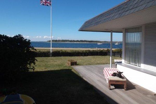 Ferienhaus direkt am Meer en Burgtiefe-Südstrand -  1