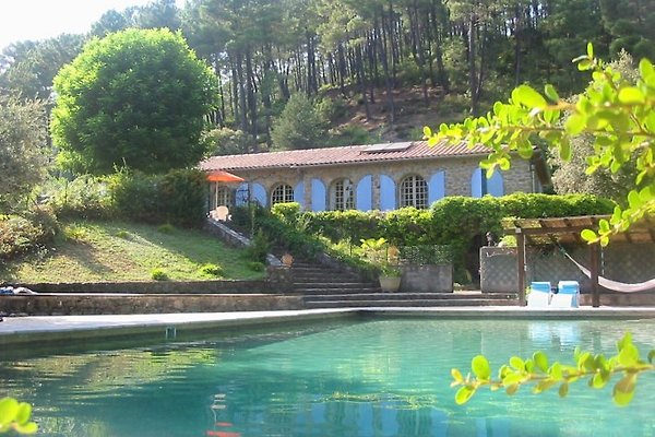 Villa 15 Personen grande piscine in Saint Jean du Gard - Bild 1