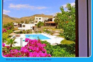 Villa LINDOS 2 x 120 m²