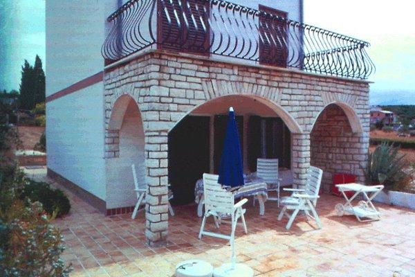 drekt Villa sur schtrand  à Pakoštane - Image 1