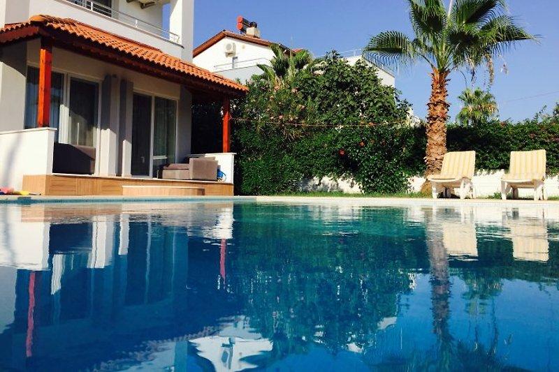 Villa angel mit privatem pool ferienhaus in belek mieten for Aussenpool komplett