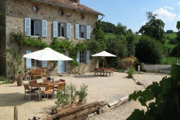 Manoir 16 Personen ferienhaus en Saint-Léonard-de-Noblat -  1