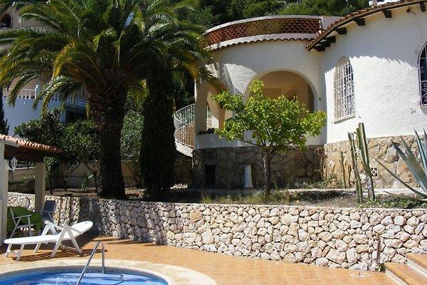 CASA VOLVER Montemar in Benissa - Bild 1