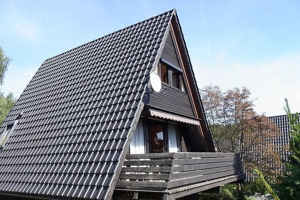 Ferienhaus Kösseineblick in Nagel - Bild 1