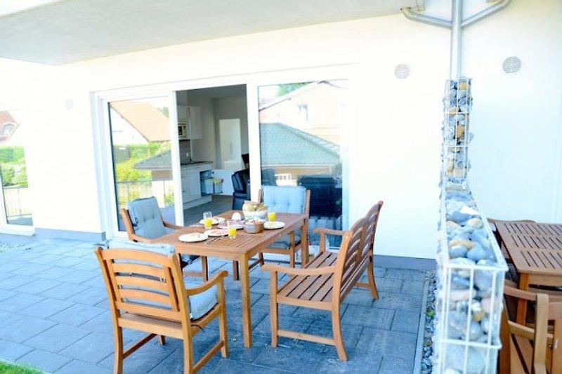 Doppel-Ferienhaus mein-Glowe links à Glowe - Image 2