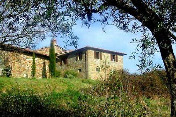 Casa Carsignano in Mercatale di Cortona - Bild 1