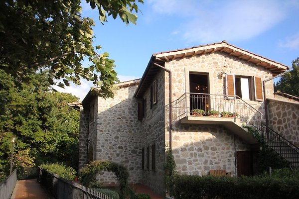 Molino d'Orcia in Castiglione d'Orcia - immagine 1