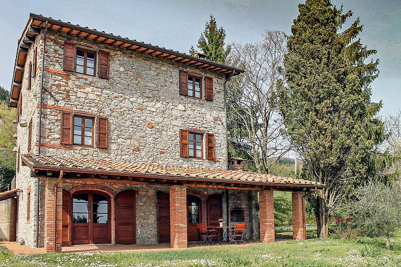die Casa Mariapia