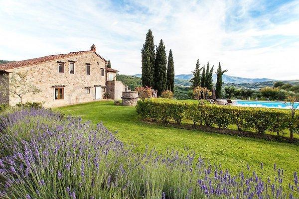 Privates Landhaus mit eigenem Pool in Arezzo - Bild 1