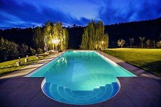 Villa privada con piscina 8 + 3 pers