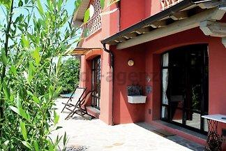 Private Villa mit Pool + Meerblick