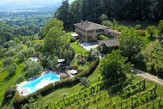 Country estate with private pool