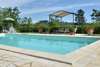 Villa in San Miniato mit Pool