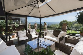 Casale Maremma with pool for 26 persons