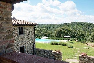 Villa privata con piscina 9 + 1 pers