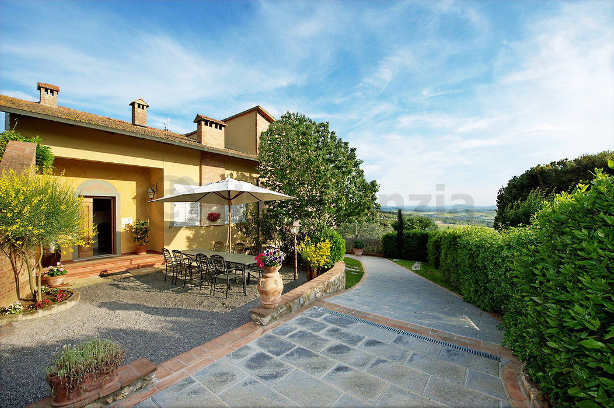 Villa con piscina privada 8 1 pers casa de for Casas con piscina privada para vacaciones