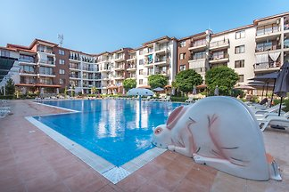 Holiday Apartments near sandy beach