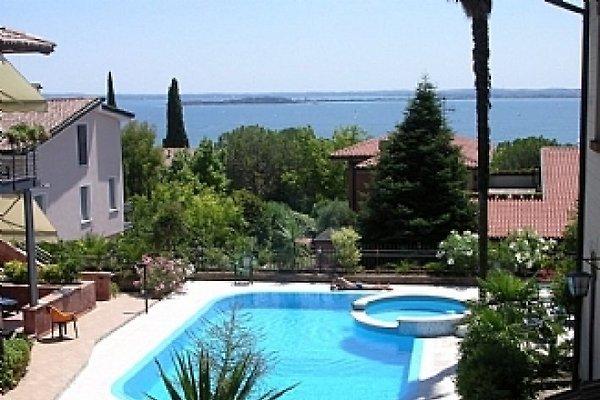 VillaMariaResort Apartments in Moniga del Garda - Bild 1