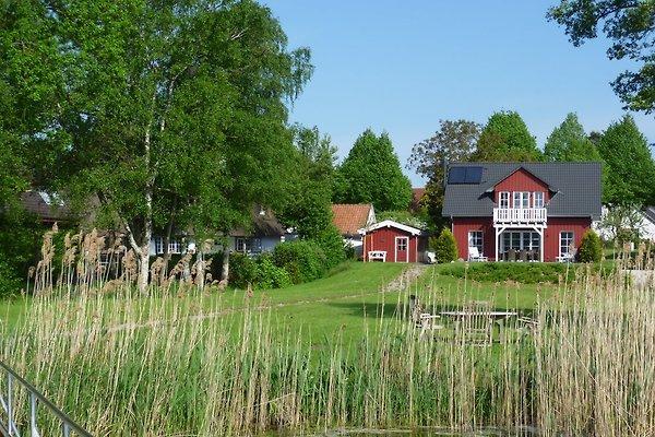 Ferienhaus Mari - Seeseite