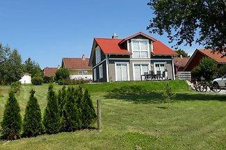 Schwedenhaus am See mit Sauna
