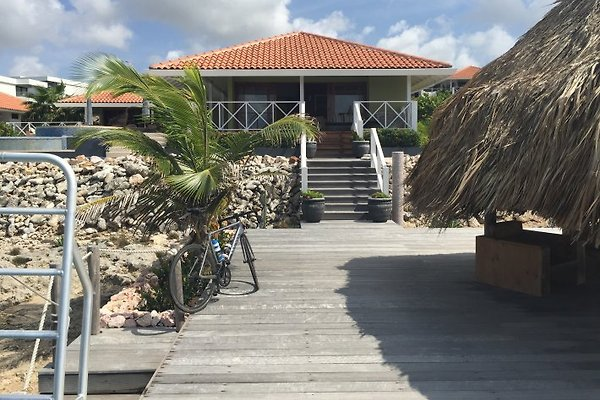 Karibik Oceanfront Villa Curacao in Jan Thiel - Bild 1